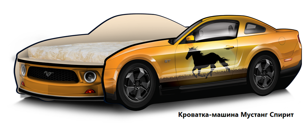 �������-������� Muscle Car Carobus