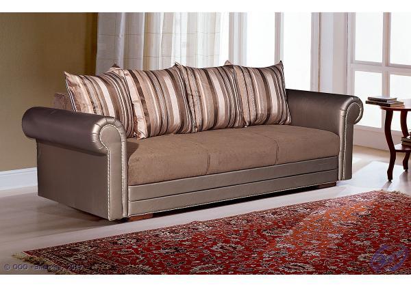 Диван Вега-12 (4 подушки)