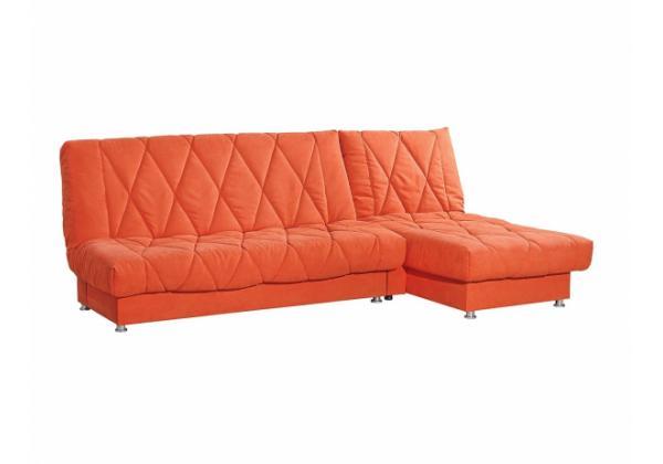 """Угловой диван """"Сити-1"""" (независимый пружинный блок) – фото 1"""